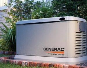 home-power-backup-generac in Spring Hill sc