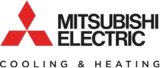mitsubishi-heating-and-cooling-columbia-sc-logo